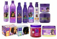 Dark and Lovely Professional Expertise For Textured Hair Full Range