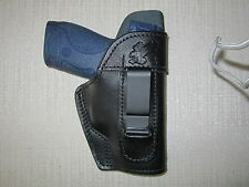S&W - M&P SHIELD 9MM, 40 & 45 Cal., IWB holster, right hand WITH SWEAT SHIELD