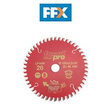 Freud LP40M 026 Cross Cutting Saw Blade 160mm x 2.2 x 20 x 48T