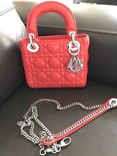 Authenticity Guaranteed! Christian Dior Mini Lady Dior Bag