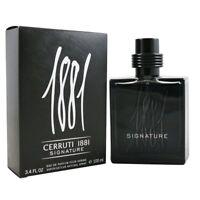 Cerruti 1881 Signature Pour Homme 100 ml Eau de Parfum EDP