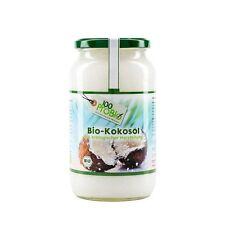 BIO-KOKOSÖL NATIV - 1000 ml - beste Qualität - 1. Pressung - GP : 2,20 €/100 ml