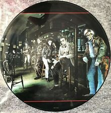 Marillion (with Fish) – Clutching at Straws – Vinyl LP Picture Disc