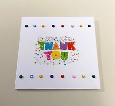 Thank You Mini Greeting Card (3x3)