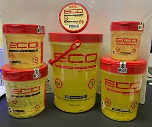 ECO Styler Gel - Argan Oil (All Sizes)