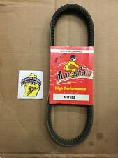 Snowmobile Drive Belt Marshall High Performance MB758