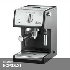 Delonghi ECP 33.21 Espresso Coffee Maker 220V 60Hz 1000W 15Bar Auto-Off Free UPS