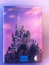 WDCC Beast's Castle Enchanted Places Summer 1996 Pin Button New RARE