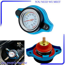 1.3 Bar Thermo Thermostatic Radiator Cap Cover Water Temperature Gauge Improved