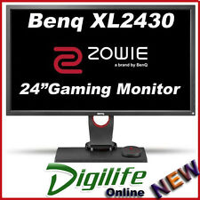 "BenQ Zowie XL2430 24"" FHD 144Hz 1ms VGA DVI-DL HDMI DP LED LCD Gaming Monitor"