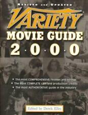 Variety Movie Guide 2000 by Elley, Derek