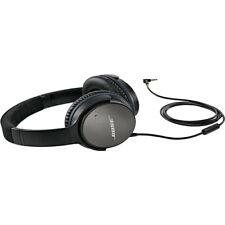 Bose QuietComfort 25 Acoustic Noise Cancelling Headphones (Apple iOS, Black)