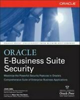 Oracle E-Business Suite Sicherheit Perfekt John Abel