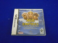 ds AGE OF EMPIRES The Age Of Kings Lite DSI 3DS Nintendo PAL