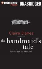 The Handmaid's Tale by Margaret Atwood (2014, MP3 CD, Unabridged)