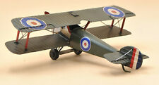 Vintage Iron Aircraft Model Photography Props Antique Ornaments Airplane Figure