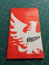 Phoenix Theatre : Canterbury Tales