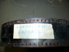 RAFAEL EN RAPHAEL, orig flat 35mm trailer [Raphael, Massial] - music documentary