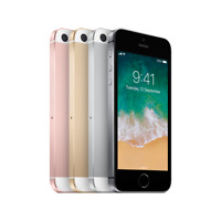 Fully Unlocked Apple iPhone SE [16GB 32GB 64GB 128GB] A1662 (GSM+CDMA)