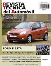 MANUAL DE TALLER Y MECANICA  FORD FIESTA GASOLINA  5/2002 R131