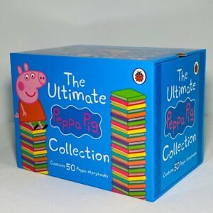 The Ultimate Peppa Pig Collection Box Set 50 Books Bundle