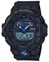 CASIO G-SHOCK Standard Model GA-710B-1A2JF Black Men's Watch 2018 New in Box