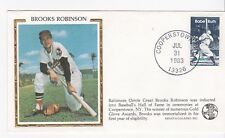 BROOKS ROBINSON HOF INDUCTION EVENT COVER