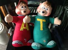 Alvin and Theodore chipmunks collectibles 1963