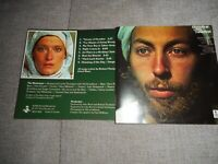 RICHARD & LINDA THOMPSON - POUR DOWN LIKE SILVER - 8 TRACK CD + INLAYS ONLY