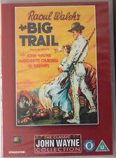 The Big Trail (1930) John Wayne, Tyrone Power, Ward Bond New DVD Free Post