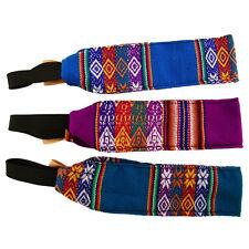 #4258 Hair Accessory Lot 6 Headband Head Wrap Hand Made Peru Wholesale Band Pack