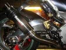Terminale Scarico Carbonio Moto Benelli Tornado 900