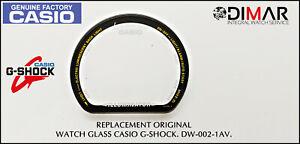 Ersatz Vintage Glas Casio G-Shock DW-002-1AV