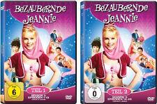 4 DVDs *  BEZAUBERNDE JEANNIE - SEASON 3 ( 3.1 + 3.2 ) IM SET # NEU OVP  <