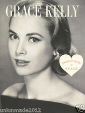 Photo Book GRACE KELLY All About Grace Fashion, Beauty, Love, Work NEW Free Ship