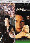 All the Right Moves / Great Expectations, New DVD, Anne Bancroft, Gwyneth Paltro