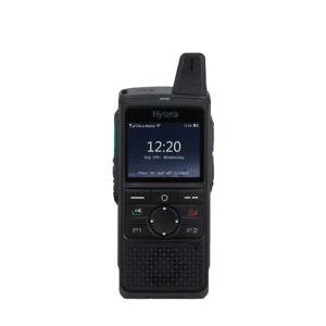 Hytera PNC370 4G/LTE PTT Over Cellular Radio Zello app