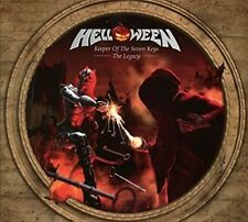 Keeper of the Seven Keys 3: The Legacy HELLOWEEN 2 CD SET