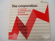 The Corporation - A sound contemporary musical investment - LP