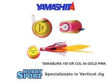 KABURA  TAIKABURA  YAMASHITA COLORE 04 GOLD-PINK GR 100 SOLO TESTINA