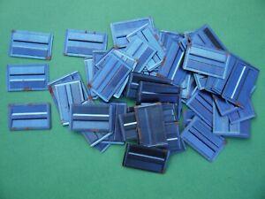 60 DDR Karten Reiter Metall 40mm rostig B-Ware Fenster Karteikarten Reiter