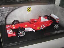 1:18 Ferrari f2003ga M. schumacher 2003 hotwheelsf 1 b1023 OVP New