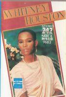 Whitney Houston ..  Whitney Houston ..747 Import Cassette Tape