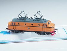 FR Z-scale Swedish SJ Express Locomotive Ra 987, Coreless LED by Freudenreich