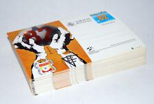 Entero Postal. Tarjeta Postal España 82. 9 pta. Sin circular. Lote de 77 piezas