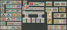 Syria, Complete Year Sets 1970 According To SG. Catalogue, MINT NEVER HINGED.