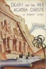 Poirot - Death on the Nile by Agatha Christie %7c Hardcover Book %7c 9780007234479 %7c