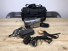Sony CCD-TRV37E Grabadora de video 8 Cámara Handycam Vision con tiro de la noche