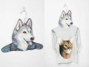 Too Cool! New Wooden Wolf Clothes Hanger  GOTTA SEE!  Last Ones!