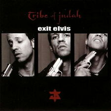 Tribe of Judah - Exit Elvis - USA - 11 Tracks - CD - 2002 - NEU